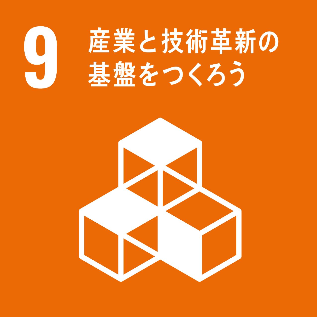 9:産業と技術革新の基礎をつくろう