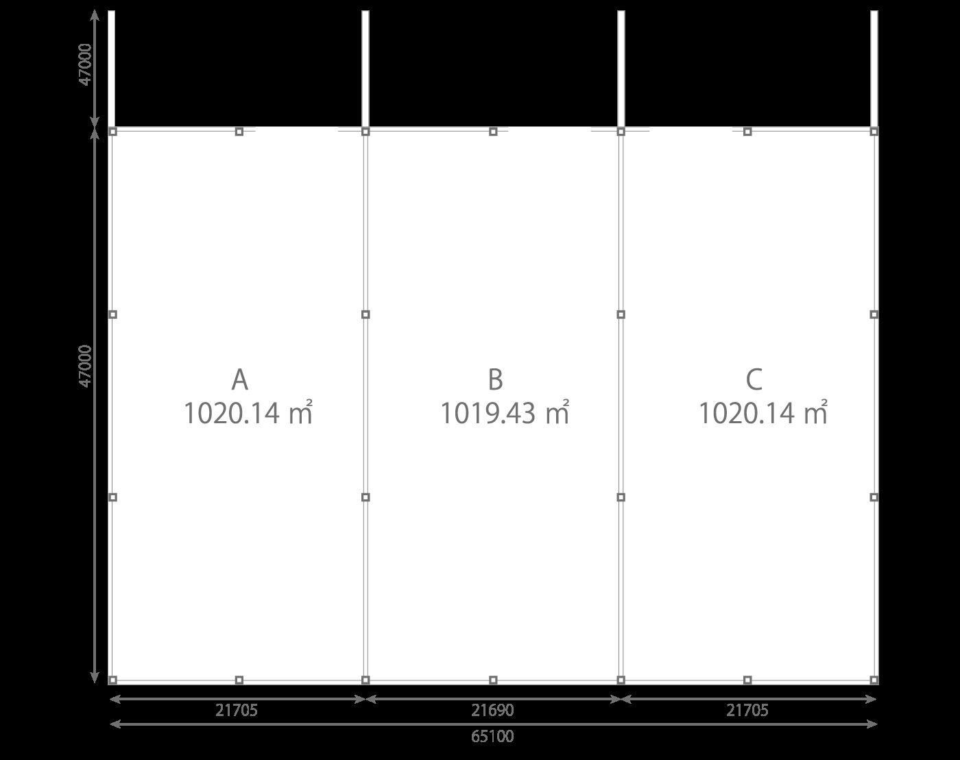 第二物流センター図面