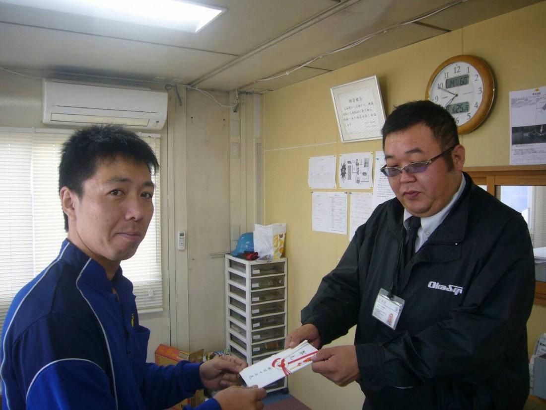 岡山の運送会社です。大規模な運送から小規模の運送まで、全国への運送の事なら岡田商運
