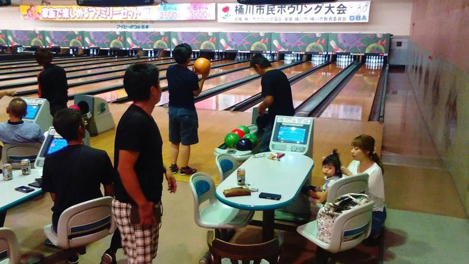 埼玉営業所にてボーリング大会開催