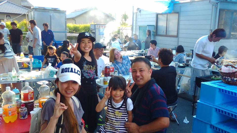 埼玉営業所でバーベキュー大会を開催致しました。