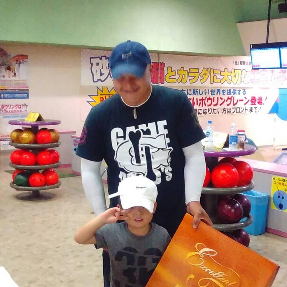8月20日岡山勝央営業所にてボーリング大会を開催