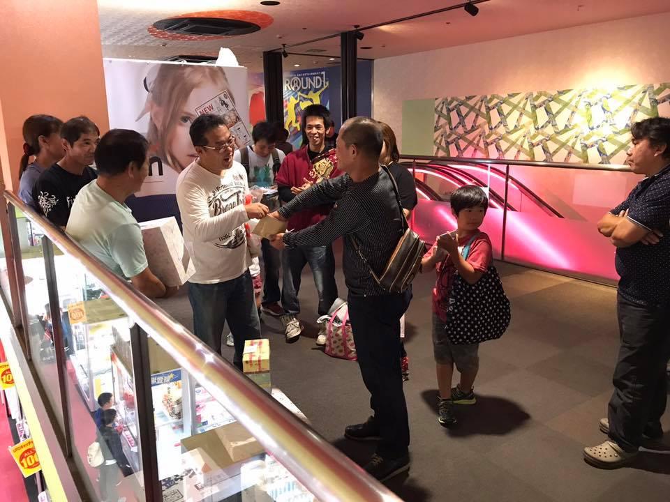9月17日一宮営業所にてボーリング大会を開催