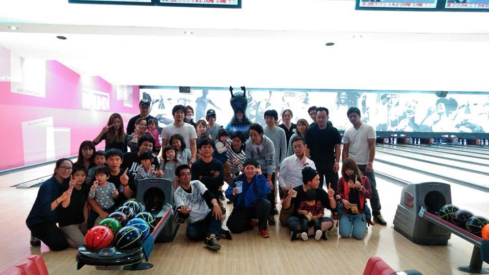 10月28日埼玉営業所でボーリング大会を開催