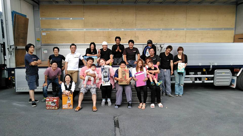 2018年5月26日埼玉営業所BBQ開催