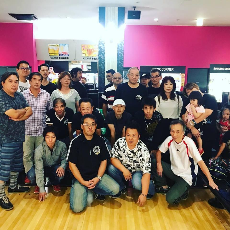 平成30年10月7日一宮営業所のボーリング大会開催