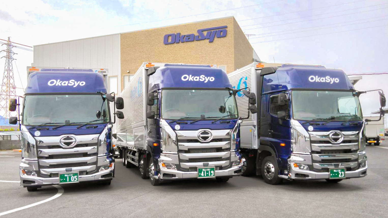平31成年3月28日大型トラック3台納車