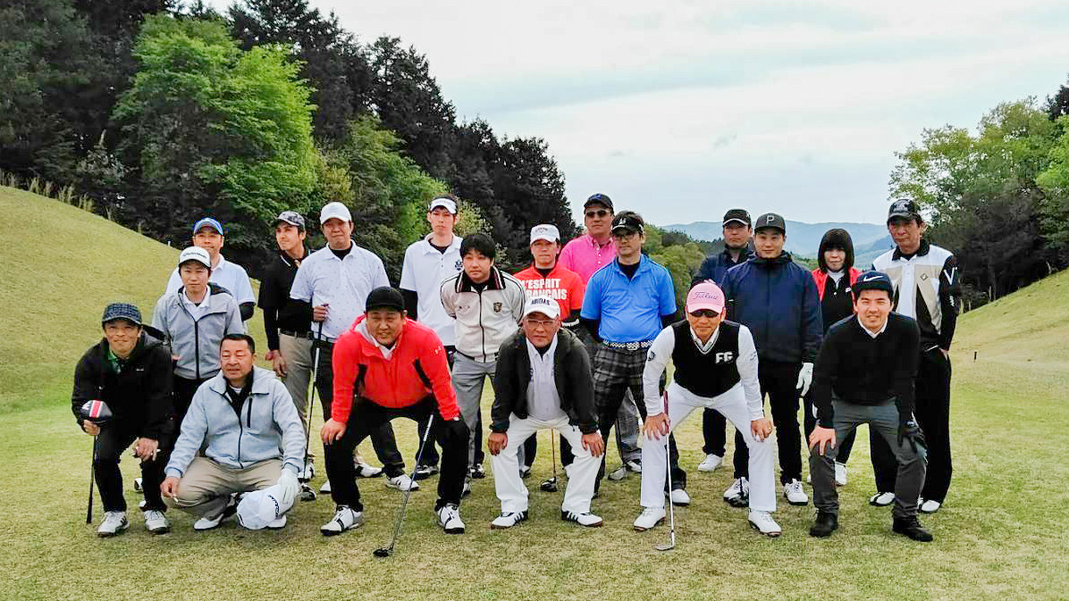 第二回ゴルフコンペ