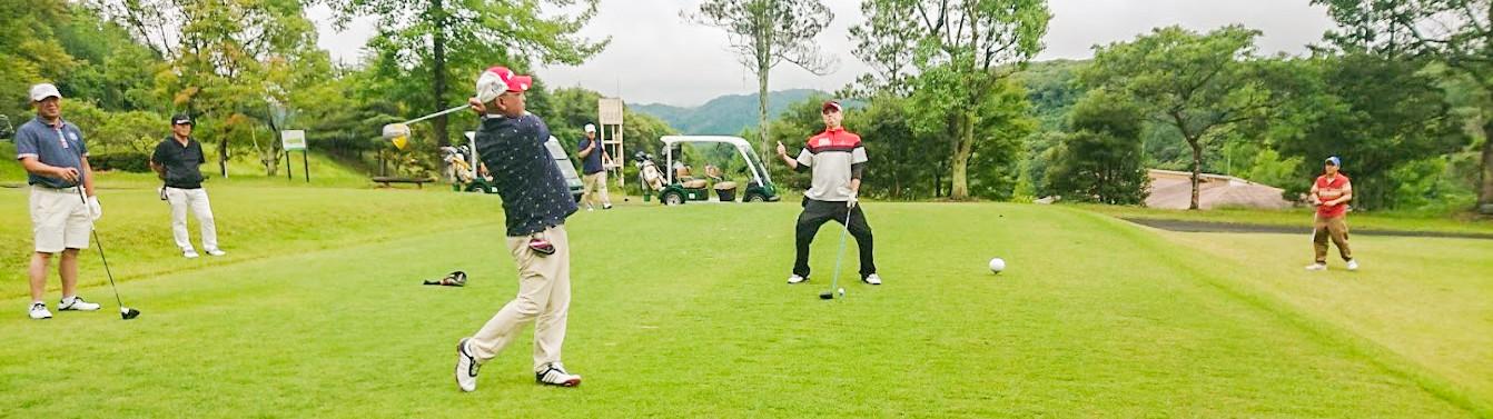 第三回Okasyoゴルフコンペ