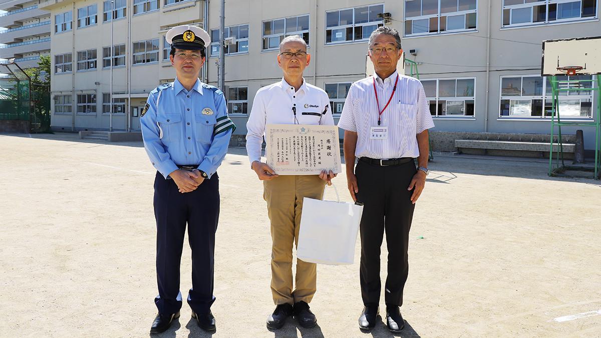 2019福浜小学校交通安全教室
