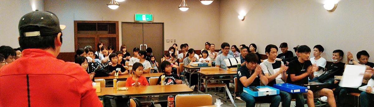 令和元年9月1日岡山営業所ボーリング大会
