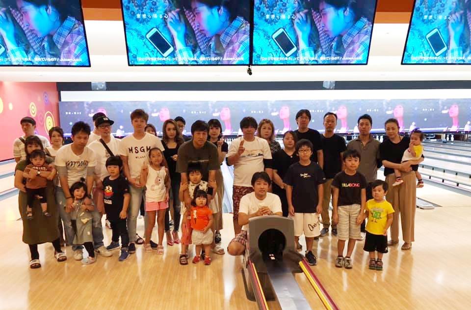 令和元年9月8日京都営業所ボーリング大会