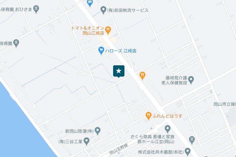 本社アクセスマップ