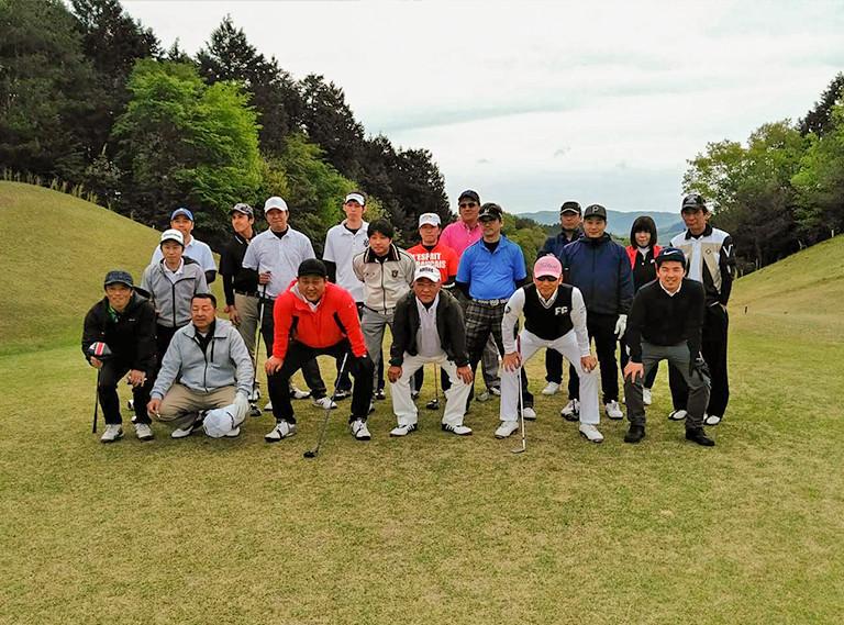 ゴルフ・野球部など部活動