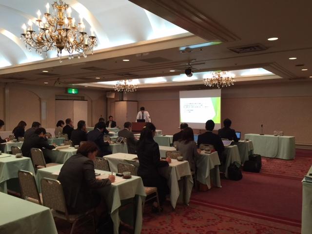 岡田商運では、プロフェッショナル人材のマッチング効率を高める為、  人材要望に対する企業のトップによる直接のプレゼンテーションを開催致しました。