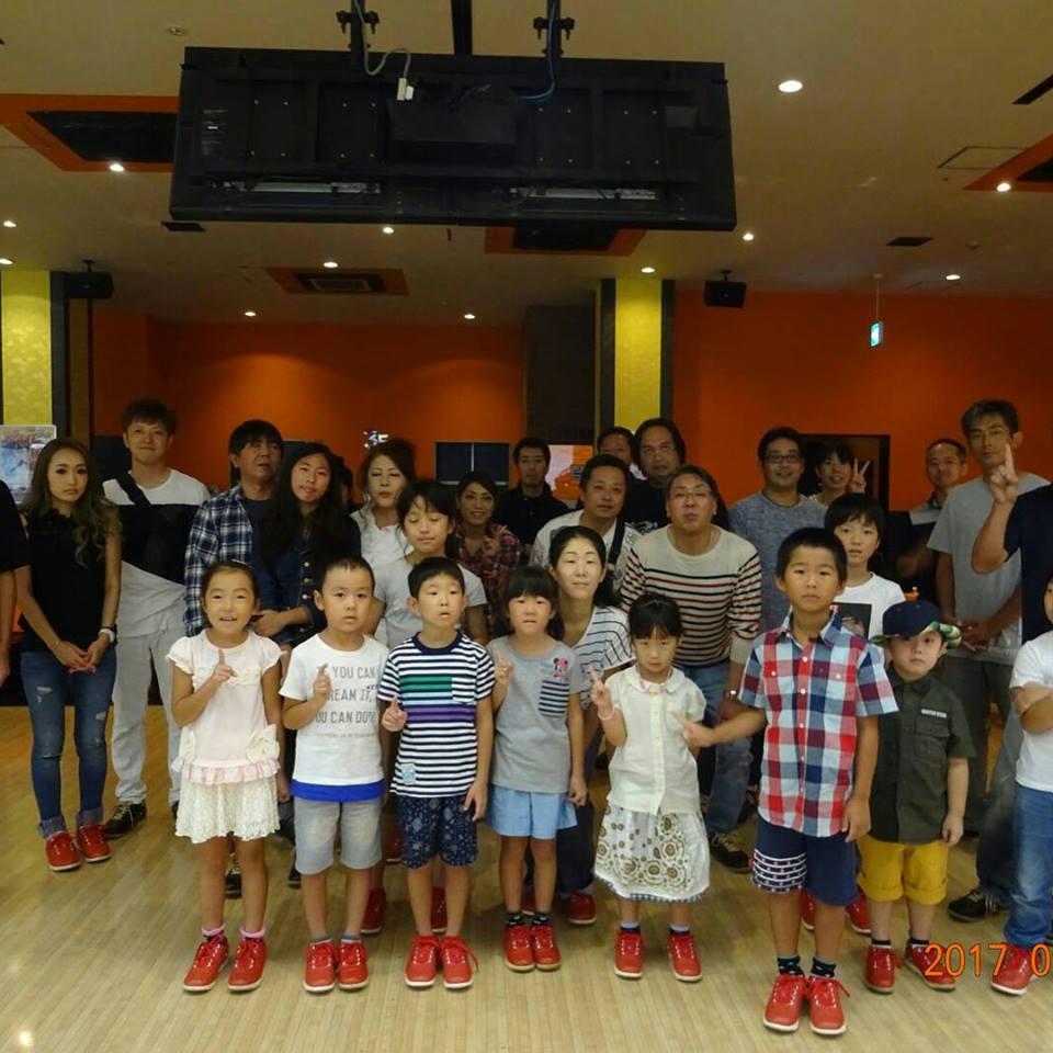 京都営業所でボーリング大会