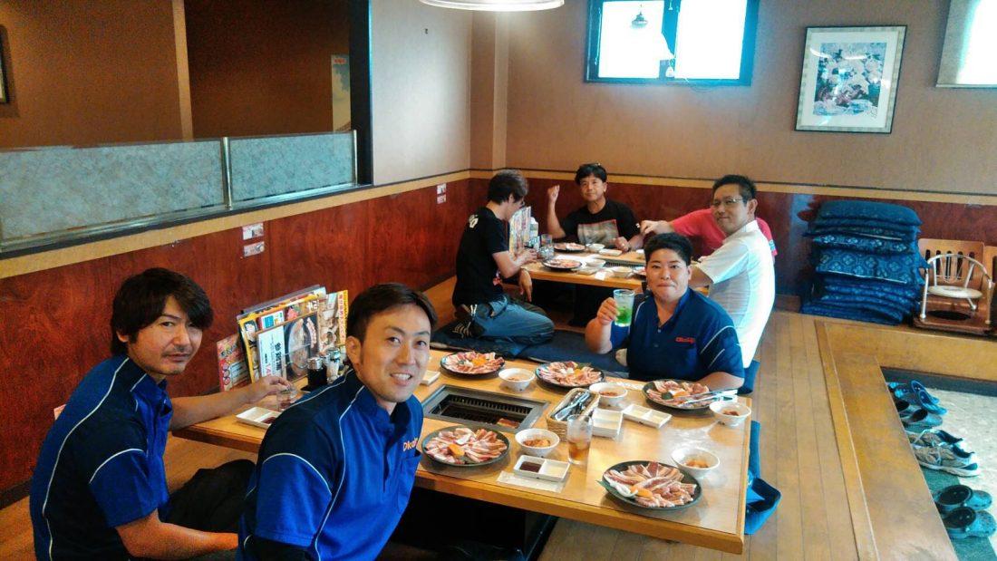 9月22日埼玉営業所でボーリング大会を開催