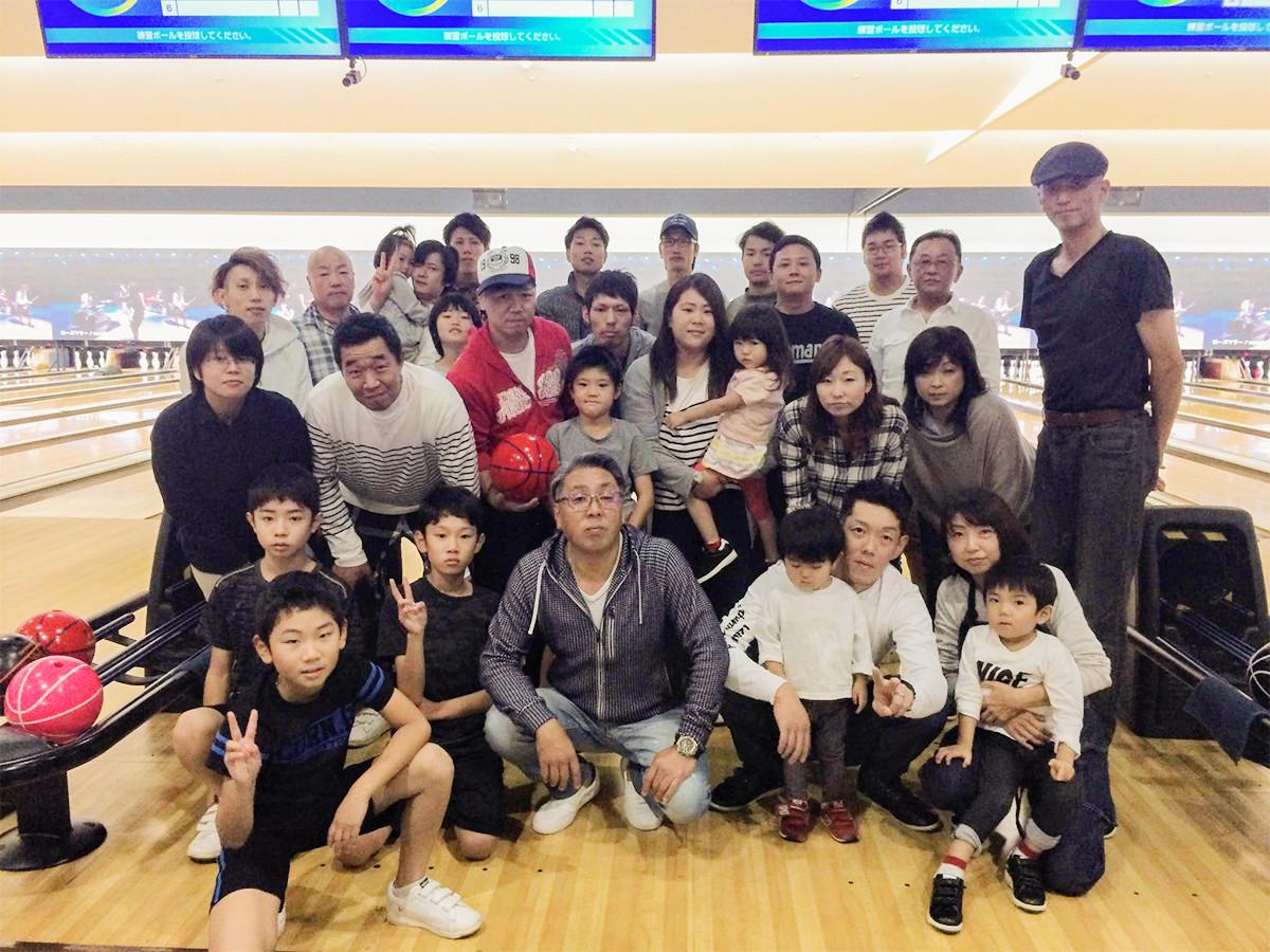 令和元年10月27日倉敷営業所ボーリング大会