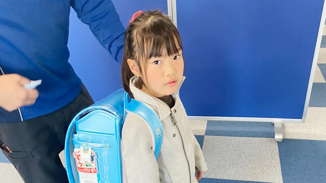 高田さんお子様入学祝い